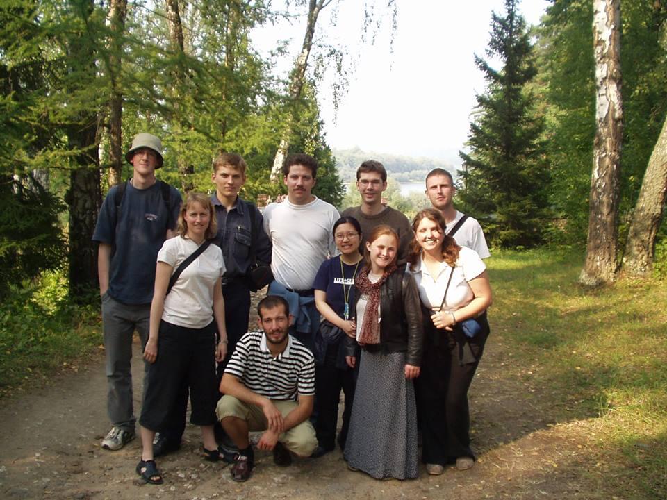 vstrecha 2002 - Русско-британская молодежная программа «Встреча-2002»