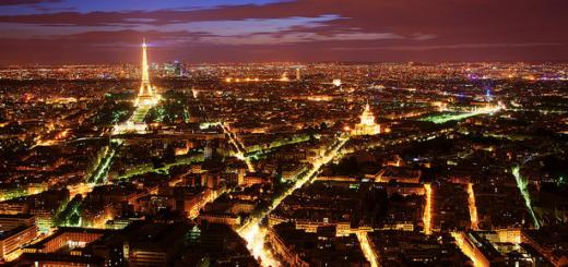 """Paris Skyline 520x245 - Международное молодежное паломничество """"Путями Галльской церкви"""""""